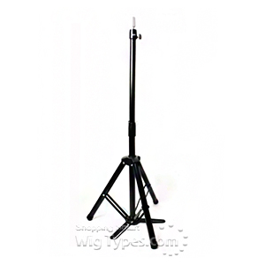 Mannequin Head Tripod Stand Adjustable with Stable Plate