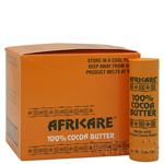Africare 100% Cocoa Butter Sticks (12 Pcs) 12oz