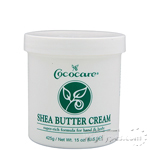 Cococare Shea Butter Cream 15oz
