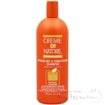 Creme of Nature Detangling Conditioning Shampoo 32oz