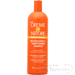 Creme of Nature Neutralizing & Conditioning Shampoo 20oz