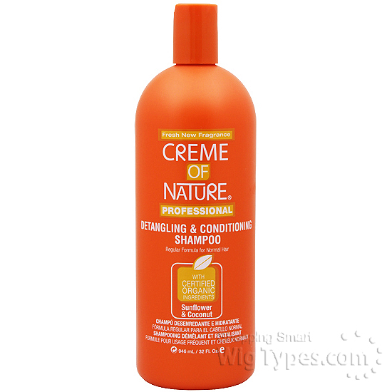 Creme Of Nature Detangling Conditioning Shampoo Reviews
