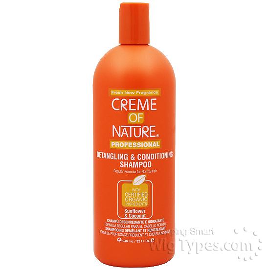 Creme Of Nature Detangling Conditioning Shampoo 32oz