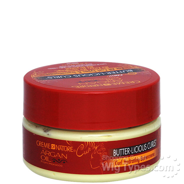 Creme Of Nature Argan Oil Butter Licious Curls Curl