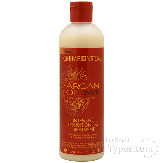 Creme Of Nature Argan Oil Conditioner Intensive Treatment Reviews