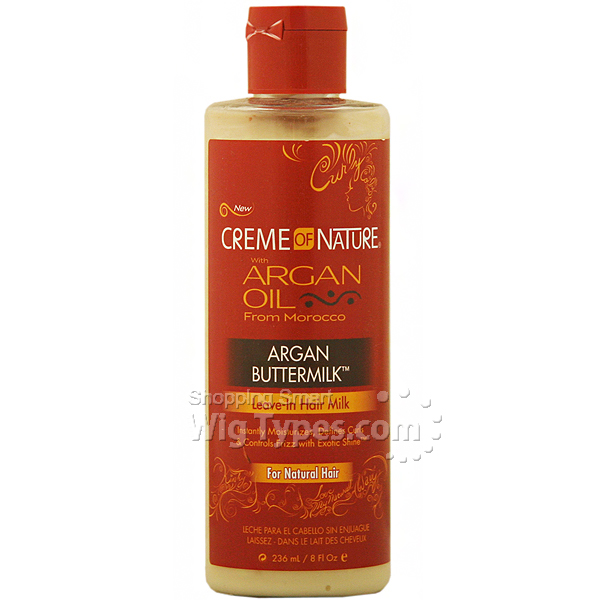 Creme Of Nature Argan Oil Buttermilk Leave In Conditioner