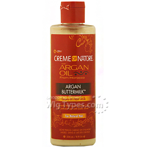 Creme Of Nature Argan Oil Leave In Conditioner Spray Reviews