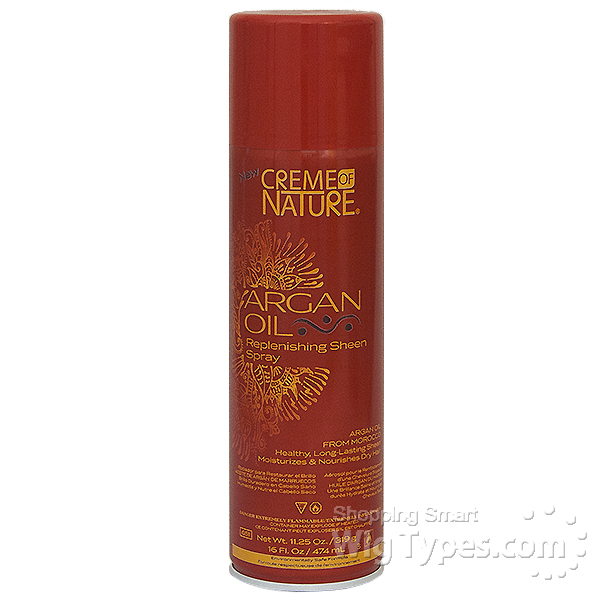 Creme Nature Argan Oil Spray