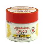 Creme Of Nature Argan Oil Strengthening Hair Masque 11.5oz