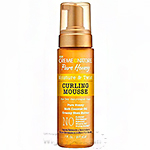 Creme of Nature Pure Honey Moisture & Twist Curling Mousse 7oz
