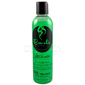 Curls The Ultimate B n Control Curl Sculpting Gel Firm Hold 8oz
