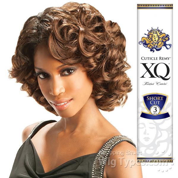 100 Remy Human Hair Weave Cuticle Xq Glam Roll 3 Pcs