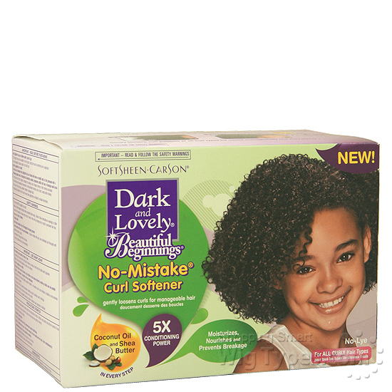 Beautiful Beginnings No-Mistake Curl Softener - For All Curly Hair ...