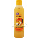Dark And Lovely Au Naturale Moisture LOC Sulfate-Free Cleansing Shampoil 13.5oz