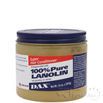 Dax 100% Pure Lanolin Super Hair Conditioner 14oz