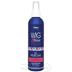 Demert Wig & Weave UV Protectant Color Sheld Leave-In Conditioner 8oz