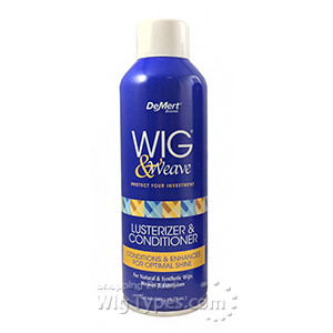 Demert Wig & Weave Lusterizer and Conditioner 6.75 oz