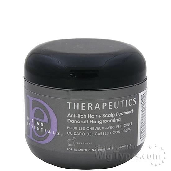 Design Essentials Therapeutics Anti Itch Hair Scalp Treatment 4oz