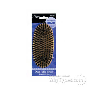 Diane #8157 Reinforced Palm Brush 5