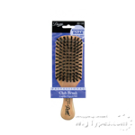 Diane #8158 100% Boar Reinforced Club Brush 7