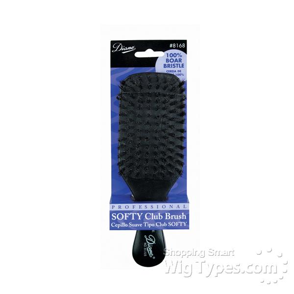 Black Ice Magic Twist Hair Brush Sponge 10mm Jamaican