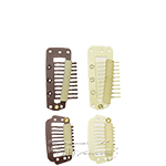 Diane #25C Large Brown Clips 2-Pack
