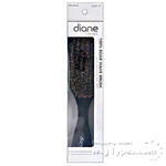 Diane #8119 100% Boar 7 Row Wave Brush 9