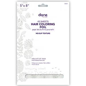 Diane #D8301 Hair Coloring Foil 45 Sheets