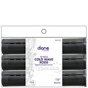 Diane #DCW125 Jumbo Cold Wave Rods - 1 1/4