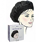 Diane #DHH012 Heated Gel Cap - Black