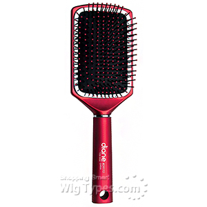 Diane #D9172 Royal Satin Cushion Paddle Brush