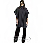Andre Nylon Black #6703 All Purpose Cape