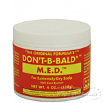 Don't-B-Bald M.E.D for Extremely Dry Scalp 4oz