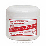 Baby Don't Be Bald Hair & Scalp Nourishment Triple Strength 4oz