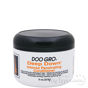 Doo Gro Deep Down Intense Penetrating Conditioner 8oz