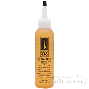 Doo Gro Stimulating Hair Oil 4.5oz