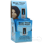 Doo Gro Mega Thick Intense Repair Rebuilding Thickening Treatment 1.75oz X 12pcs