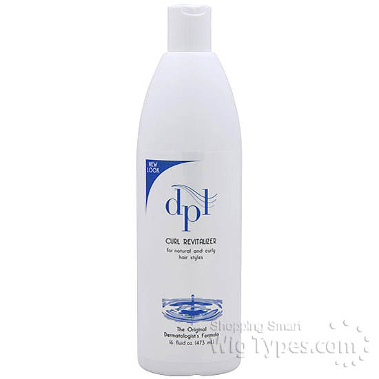 DPL Curl Revitalizer 16oz - WigTypes.com
