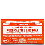 Dr. Bronner's Tea Tree Pure-Castile Bar Soap 5oz
