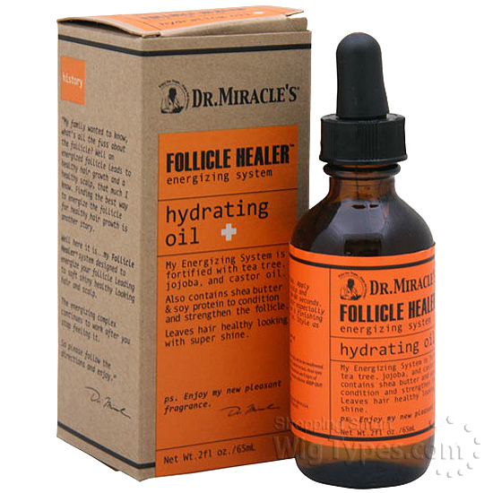 Dr Miracles Follicle Healer Hydrating Oil 2oz Wigtypes Com