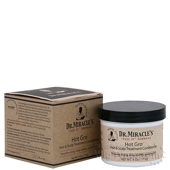 Dr Miracle Deep Conditioning Treatment For Natural Hair
