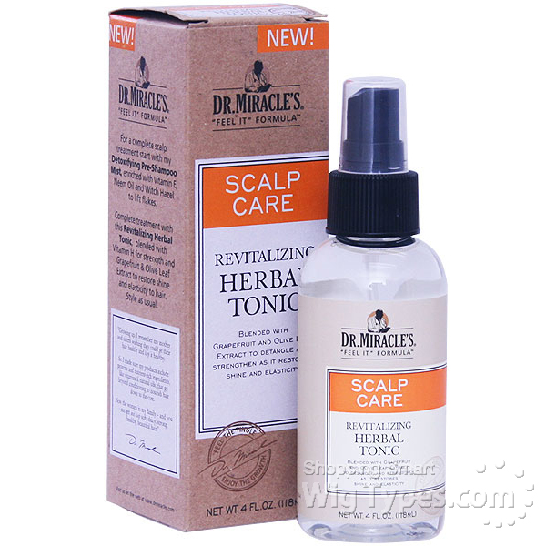 Dr Miracles Revitalizing Herbal Tonic 4oz Wigtypes Com