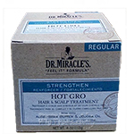 Dr.Miracle's Hot Gro Hair & Scalp Treatment Conditioner 4oz (Regular)