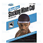 Dream World BooBoo Stocking Wave Cap - Black DRE045