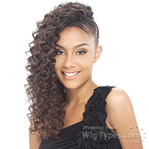 Model Model Dream Weaver Human Hair Blend Braid - POSE DEEP BULK