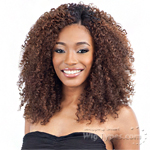 Model Model Dream Weaver Human Hair Blend Weaving - Pose Peruvian S Curl 7pcs (14/14/15/15/16/16 + closure)