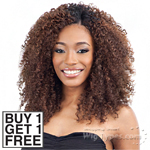 Model Model Dream Weaver Human Hair Blend Weaving - Pose Peruvian S Curl 7pcs (Buy 1 Get 1 Free)