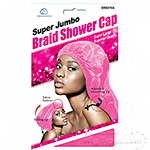 Dream World Super Jumbo Braid Shower Cap