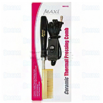 Maxi Ceramic Coated Thermal Pressing Comb #MX31EC Straight