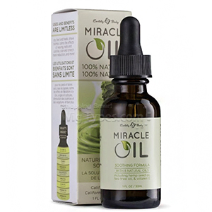 Earthly Body Miracle Oil 1oz